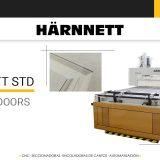 CNC HARNNETT STD VERTICAL DOORS